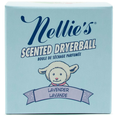 Nellie\'s All-Natural Lavender Scented Wool Dryerball