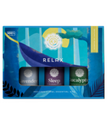 Woolzies Essential Oil Set Relaxation