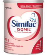 Similac Isomil Step 1 Soy-Based Infant Formula Powder