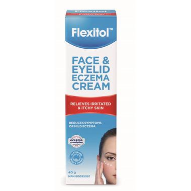 Flexitol Face & Eyelid Eczema Cream