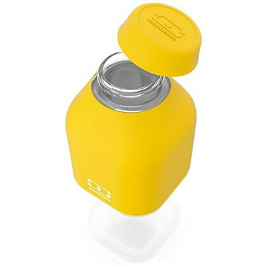 Monbento MB Positive Small Mustard Water Bottle