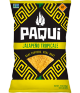 Paqui Tortilla Chips Jalapeno Tropicale