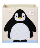 3 Sprouts Storage Box Penguin