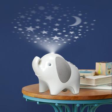 Skip Hop Moonlight & Melodies Elephant Nightlight Soother