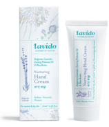 Lavido Nurturing Hand Cream Bulgarian Lavender Oil & Shea Butter