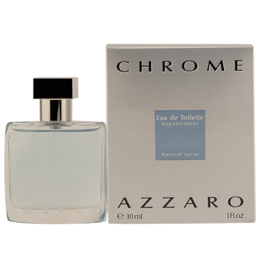 Azzaro Chrome Eau de Toilette Spray for Men
