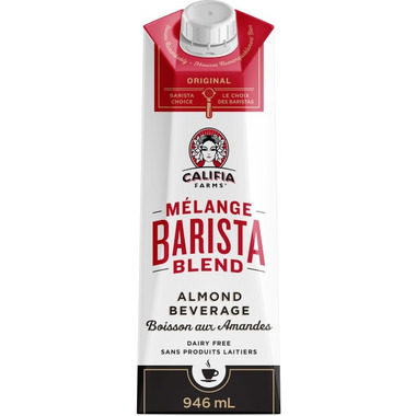 Califia Barista Blend Almond Milk