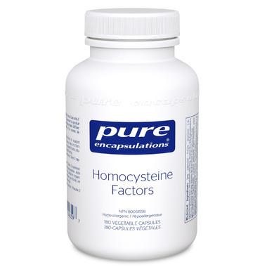 Pure Encapsulations Homocysteine Factors