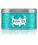 Kusmi Loose Leaf Tea Blue Detox Green, Mate, Herbs & Pineapple