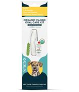 Radius Organic Canine Dental Kit for Puppies