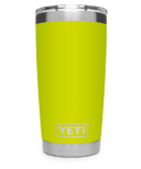 YETI Rambler Tumbler with MagSlider Chartreuse