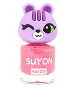 Suyon Nail Polish Happy Arong Pearl Pink