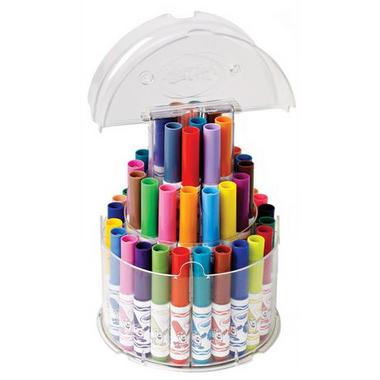 Crayola Telescoping Pip Squeak Marker Tower