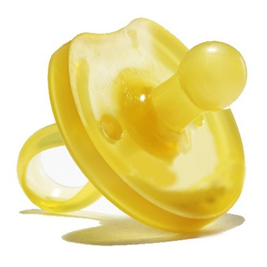 Natursutten Butterfly Natural Rubber Pacifier Round Small
