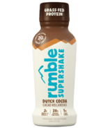 Rumble Dutch Cocoa Supershake