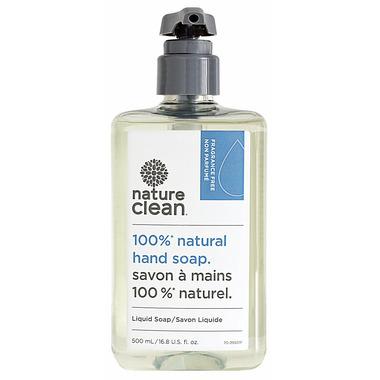 Nature Clean All Natural Liquid Soap