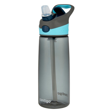 Contigo Striker Kids Bottle With Straw Charcoal