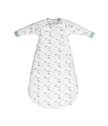 Nest Designs Organic Cotton Long Sleeve Sleep Bag Flying Pig 1.0 TOG