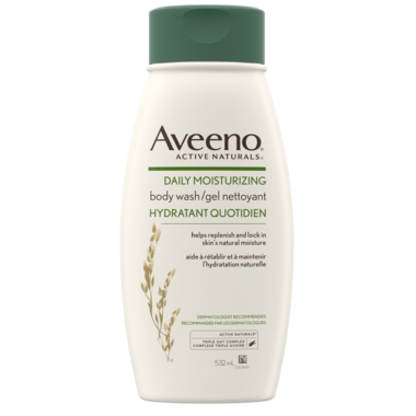 Aveeno Daily Moisturizing Body Wash Gel Large