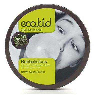 eco.kid Bubbalicious Soft Hair Styling Wax