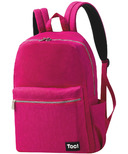 Toci Backpack Small Rose Red