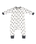 Nest Designs Bamboo Long Sleeve Sleep Suit 0.6 TOG Panda Party