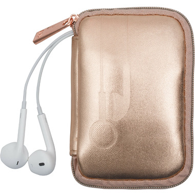 MYTAGALONGS Goddess Plug In Earbud Case