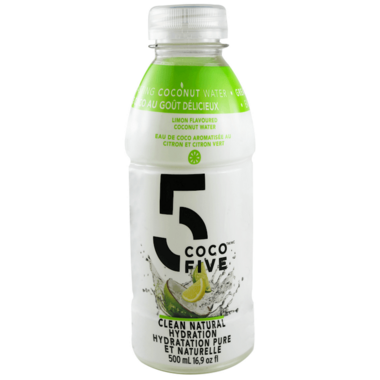 Coco5 Limon Coconut Water