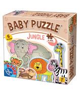 D-TOYS Jungle Baby Puzzle