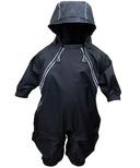 Calikids Black Rain Suit