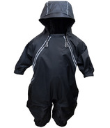 Calikids Black Rain Suit