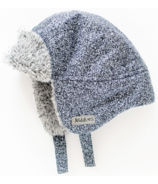 Juddlies Winter Hats Salt & Pepper Grey
