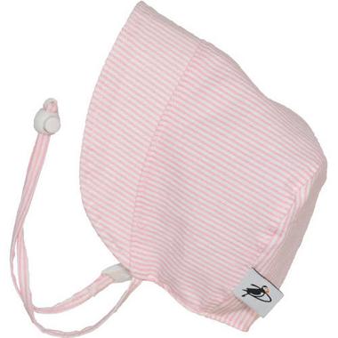 Puffin Gear Bonnet Pink Natty Stripe
