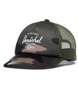 Herschel Supply Whaler Toddler Mesh Woodland Camo/White