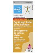 atoma Dry Cough Relief Extra Strength Sucrose Free