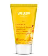 Weleda 2 in 1 Calendula Shampoo And Body