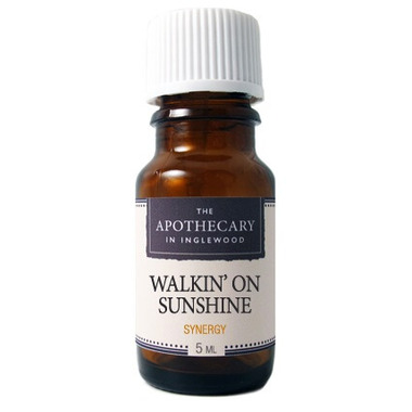 The Apothecary In Inglewood Walkin on Sunshine Oil