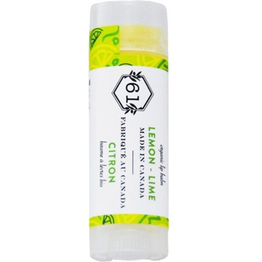 Crate 61 Organics Lemon Lime Lip Balm