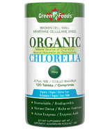 Green Foods Organic Chlorella
