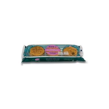 San J Tamari Brown Sesame Brown Rice Crackers