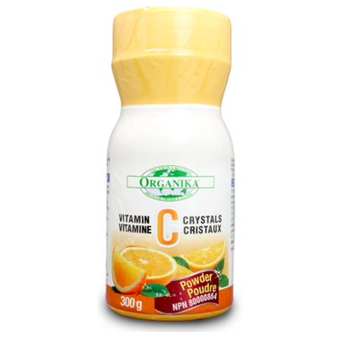 Organika Vitamin C Crystals Powder