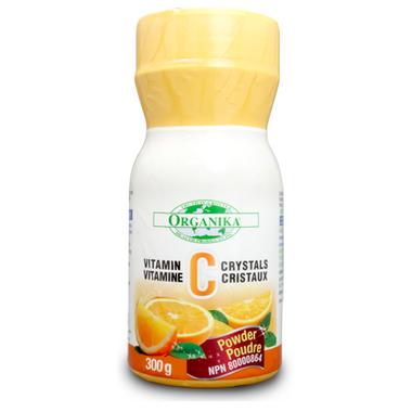 Organika Vitamin C Crystals Powder