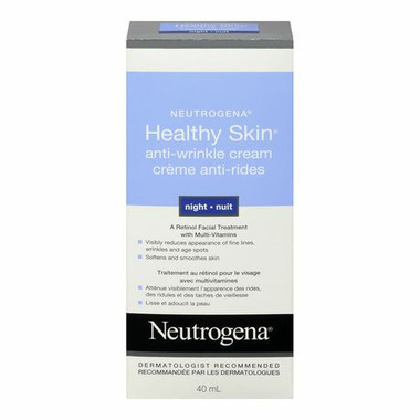 Neutrogena Healthy Skin Anti-Wrinkle Cream Night