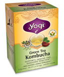 Yogi Tea Green Tea Kombucha