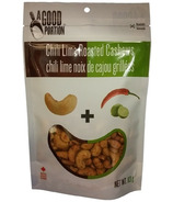 A Good Portion Chili Lime Roasted Cashews
