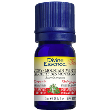 Divine Essence Savory Mountain Essential Oil
