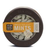 Sencha Naturals SEN CHA Tropical Mango Green Tea Leaf Mints