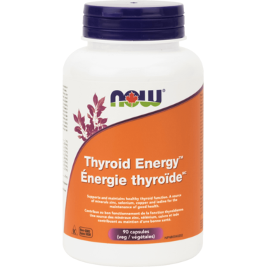 NOW Thyroid Energy Veg Capsules