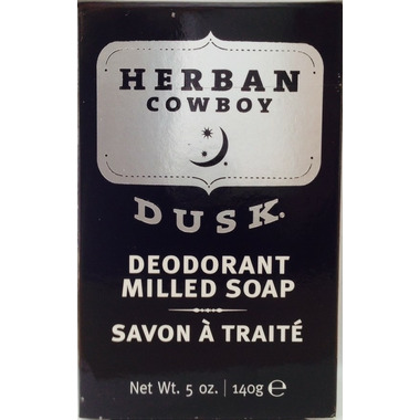 Herban Cowboy Milled Soap