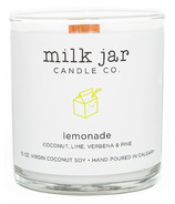 Milk Jar Candle Co. Lemonade Candle